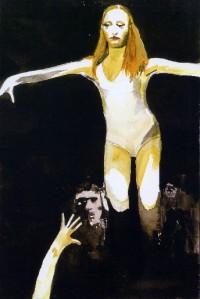 A. Ivesiana (gold frame)