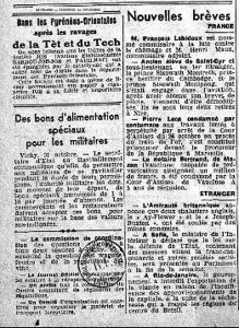 Figaro 1 novembre 1940 estratto