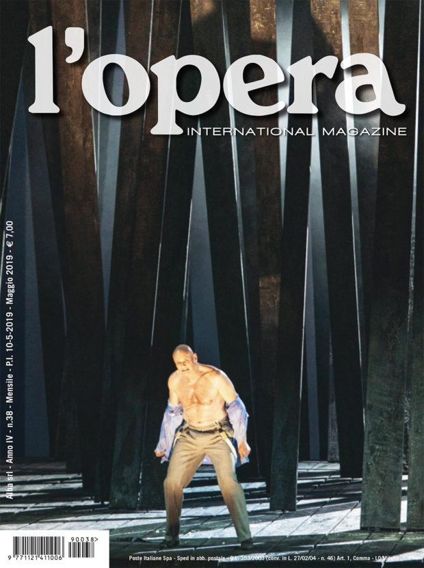 L'Opera Maggio 2019